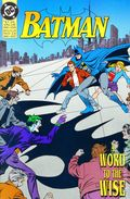 Batman A Word to the Wise (1992) 0
