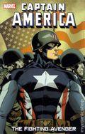 Captain America The Fighting Avenger TPB (2011 Marvel) 1-1ST