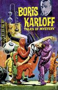 Boris Karloff Tales of Mystery Archives HC (2009-2011 Dark Horse) 6-1ST