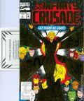 Infinity Crusade (1993 Marvel) 1CAS.SIGNED