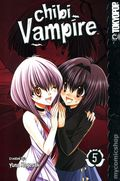 Chibi Vampire GN (2006-2009 Tokyopop Digest) 5-REP