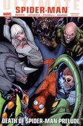 Ultimate Spider-Man Death of Spider-Man Prelude HC (2011 Marvel) 1B-1ST