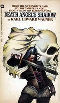 Death Angel's Shadow PB (1973 A Kane Novel) 1-1ST