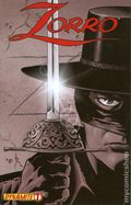 Zorro (2008 Dynamite Entertainment) 1D