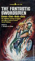 Fantastic Swordsmen PB (1967 Pyramid Novel) 1-1ST