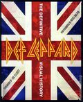 Def Leppard The Definitive Visual History HC (2011 Chronicle Books) 1-1ST