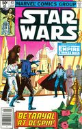 Star Wars (1977 Marvel) Mark Jewelers 43MJ