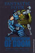 Fantastic Four The Overthrow of Doom HC (2011 Marvel) 1-1ST