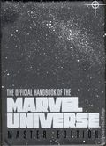 Official Handbook of the Marvel Universe (1994 Marvel) Master Edition BINDER