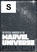 Official Handbook of the Marvel Universe (1994 Marvel) Master Edition SET-S