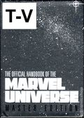 Official Handbook of the Marvel Universe (1994 Marvel) Master Edition SET-T-V