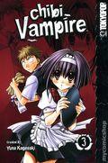 Chibi Vampire GN (2006-2009 Tokyopop Digest) 3-REP