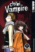 Chibi Vampire GN (2006-2009 Tokyopop Digest) 7-REP