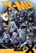 X-Men Age of X HC (2011 Marvel) 1-1ST