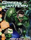Green Lantern Power of the Lantern Paper Models SC (2011) 1-1ST