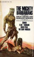 Mighty Barbarians PB (1969 Lancer Novel) 1-1ST