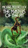 Masters of the Pit PB (1965 Warriors of Mars Novel) 1-1ST