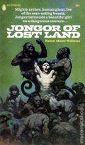 Jongor of Lost Land PB (1970 Novel) 1-1ST