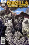 Godzilla Kingdom of Monsters (2011 IDW) 3B