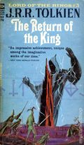 Lord of the Rings PB (1965 Novel Ace Unauthorized Edition) 3-1ST