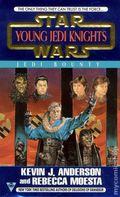 Star Wars Young Jedi Knights Jedi Bounty PB (1997 Boulevard Novel) 1-1ST