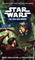 Star Wars The New Jedi Order Force Heretic PB (2003 Del Rey Novel) 3-1ST