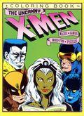 Uncanny X-Men Coloring Book SC (1986 Marvel) 1-1ST