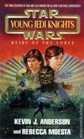 Star Wars Young Jedi Knights Heirs of the Force PB (1995 Boulevard Novel) 1-1ST