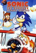 Sonic the Hedgehog Archives (2006-2015 An Archie Digest) 15-1ST