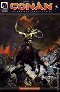 Conan Frazetta Cover Collection (2007) 8