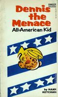 Dennis the Menace All-American Kid PB (1968) 1-REP