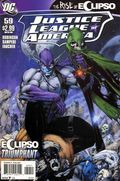 Justice League of America (2006 2nd Series) 59A