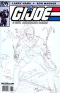 GI Joe Real American Hero (2010 IDW) 166C