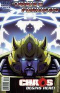 Transformers (2009 IDW) 21A