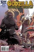 Godzilla Gangsters and Goliaths (2011 IDW) 2A