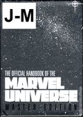Official Handbook of the Marvel Universe (1994 Marvel) Master Edition SET-J-M