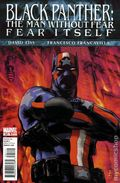 Black Panther The Man Without Fear (2010 Marvel) 521