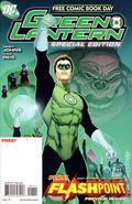 Green Lantern Flashpoint Special (2011) FCBD 1A