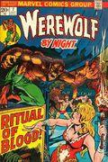 Werewolf by Night (1972 1st Series) Mark Jewelers 7MJ