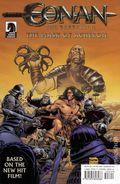 Conan the Barbarian Mask of Acheron (2011 Dark Horse) 0
