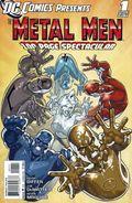 DC Comics Presents The Metal Men (2011) 1