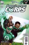 Green Lantern Corps (2006) 60B
