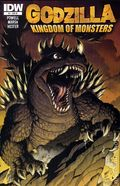 Godzilla Kingdom of Monsters (2011 IDW) 3C