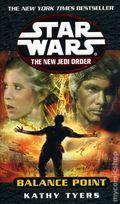 Star Wars The New Jedi Order Balance Point PB (2001 Del Rey Novel) 1-1ST