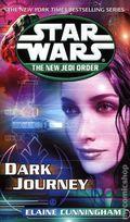 Star Wars The New Jedi Order Dark Journey PB (2002 Del Rey Novel) 1-1ST