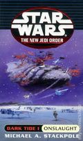 Star Wars The New Jedi Order Dark Tide PB (2000 Del Rey Novel) 1-1ST
