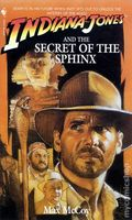 Indiana Jones and the Secret of the Sphinx PB (1999 Novel) 1-1ST