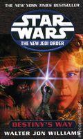 Star Wars The New Jedi Order Destiny's Way PB (2003 Del Rey Novel) 1-1ST
