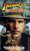 Indiana Jones and the Interior World PB (1992 Novel) 1-1ST