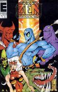 Zen Intergalactic Ninja Alternity Saga TPB (1994 Entity) 1-1ST